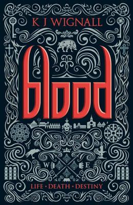 Blood - The Mercian Trilogy (Paperback)