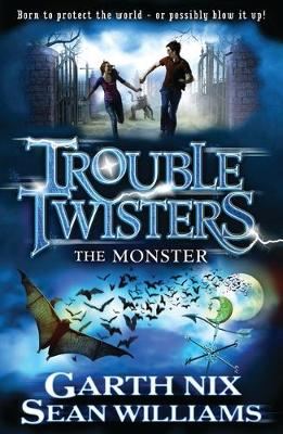 Troubletwisters 2: The Monster - Troubletwisters (Paperback)