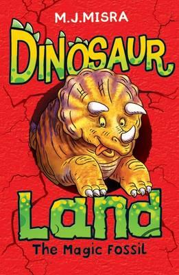 Magic Fossil - Dinosaur Land (Paperback)