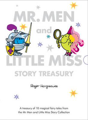 Mr. Men and Little Miss Story Treasury (Hardback)
