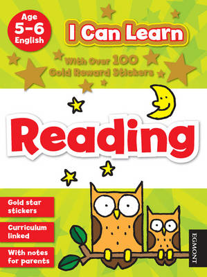 I Can Learn: Reading: Age 5-6 - I Can Learn