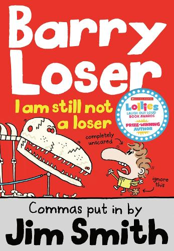 I am still not a Loser - The Barry Loser Series 2 (Paperback)