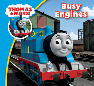 Thomas & Friends Busy Engines (Paperback)