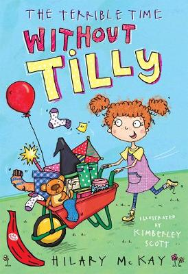 The Terrible Time without Tilly: Red Banana - Banana Books (Paperback)