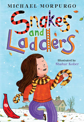 Snakes and Ladders: Red Banana - Banana Books (Paperback)