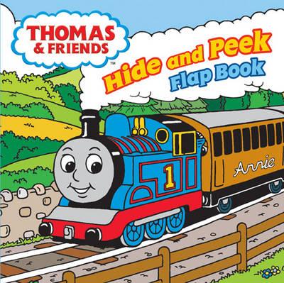 Thomas & Friends Hide and Peek (Board book)