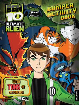 Ben 10 Ultimate Alien: Bumper Activity Book (Paperback)