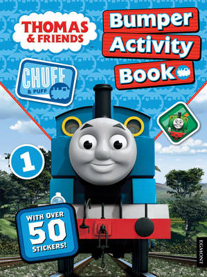 Thomas & Friends Thomas Bumper Activity Book (Paperback)