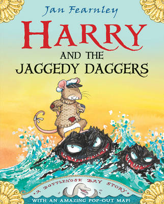 Harry and the Jaggedy Daggers (Paperback)