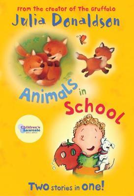 Animals in School: Red Banana Bind Up - Banana Books (Paperback)