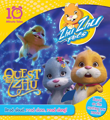 ZhuZhu Pets: The Birthday Surprise! - 10 Minute Tales (Paperback)