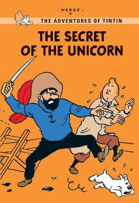 The Secret of the Unicorn - Tintin Young Readers Series (Paperback)