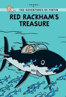 Red Rackham's Treasure - The Adventures of Tintin (Paperback)