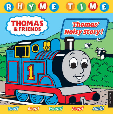Thomas & Friends: Rhyme Time (Board book)