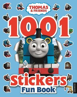 Thomas & Friends: 1001 Stickers Fun Book (Paperback)