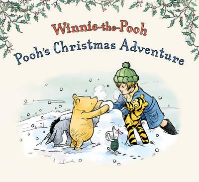 Winnie-the-Pooh: Pooh's Christmas Adventure (Paperback)