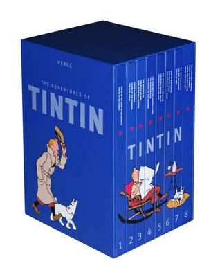 The Tintin Collection - The Adventures of Tintin - Compact Editions (Hardback)