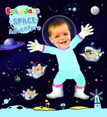 Baby Jake Space Adventure (Paperback)