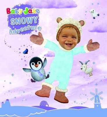 Baby Jake Snowy Adventure (Paperback)