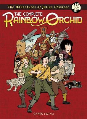 The Complete Rainbow Orchid - The Rainbow Orchid (Paperback)