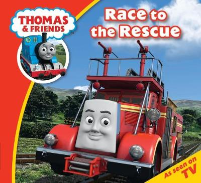 Thomas & Friends Race to the Rescue! - Thomas Story Time (Paperback)