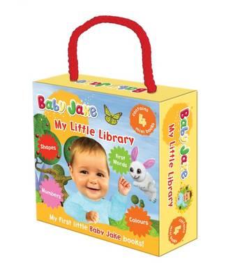 Baby Jake My Little Library (Board book)