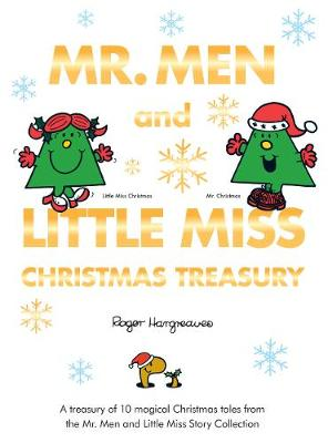 Mr. Men and Little Miss: Christmas Story Treasury (Hardback)
