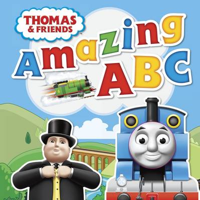 Amazing ABC - Thomas & Friends (Hardback)