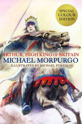 Arthur, High King of Britain (Paperback)