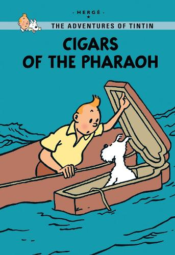 Cigars of the Pharaoh - Tintin Young Readers Series (Paperback)