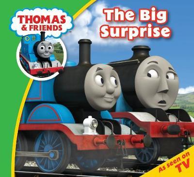 Thomas & Friends The Big Surprise - Thomas Story Time (Paperback)
