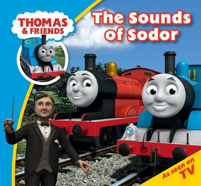 Thomas & Friends the Sounds of Sodor - Thomas Story Time (Paperback)