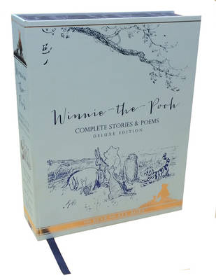 Winnie-the-Pooh: Deluxe Complete Collection (Hardback)