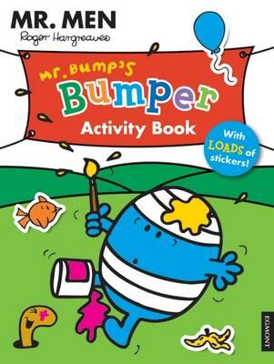 Mr Men: Mr. Bump's Bumper Activity Book (Paperback)