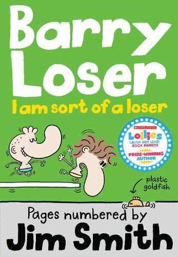 I am sort of a Loser - The Barry Loser Series 4 (Paperback)