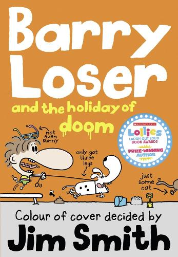 Barry Loser and the Holiday of Doom - Barry Loser 5 (Paperback)