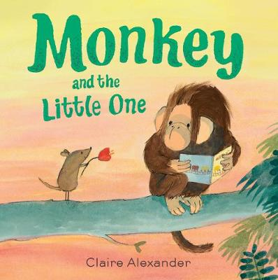 Monkey and the Little One (Paperback)