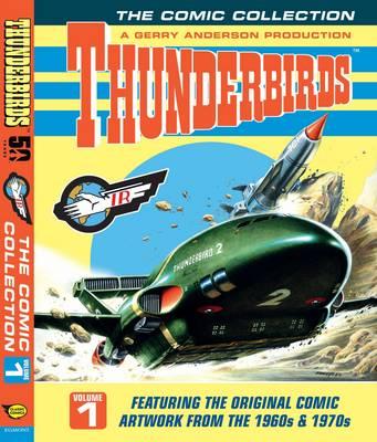 Thunderbirds: The Comic Collection (Hardback)