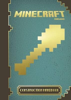 Construction Handbook - Minecraft (Hardback)