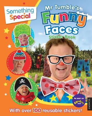 Something Special Mr Tumble's Funny Faces Sticker Book (Paperback)