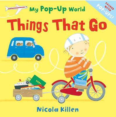Things That Go - My Pop-Up World