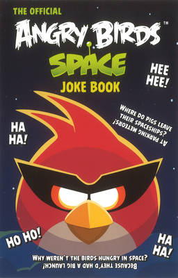 Angry Birds Space Joke Book - Angry Birds (Paperback)