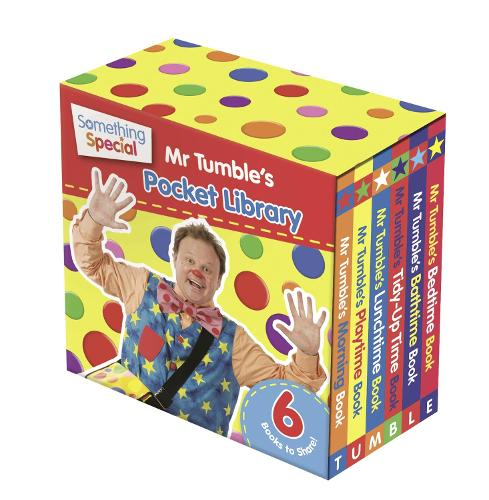 Something Special: Mr Tumble's Pocket Library (Board book)