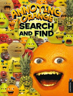 Annoying Orange Search and Find (Paperback)