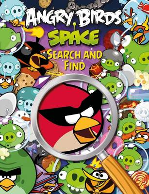Angry Birds: Space Search & Find (Paperback)