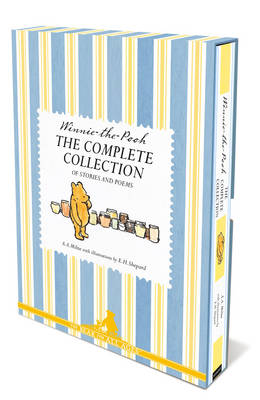 The Complete Collection of Stories and Poems - Winnie-The-Pooh - Classic Editions (Hardback)