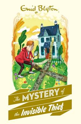 The Mystery of the Invisible Thief - Enid Blyton (Paperback)