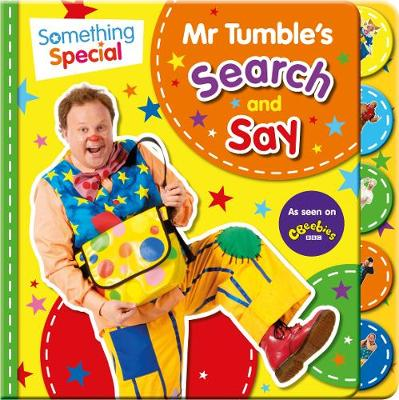 Something Special: Mr Tumble's Search and Say (Hardback)