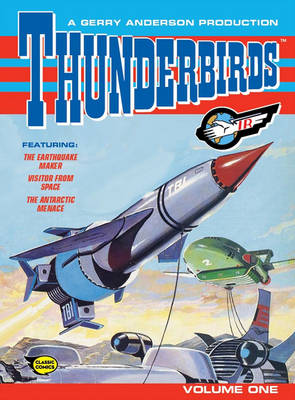 Thunderbirds: Comic Volume One (Paperback)