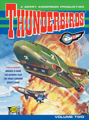 Thunderbirds: Comic Volume Two (Paperback)